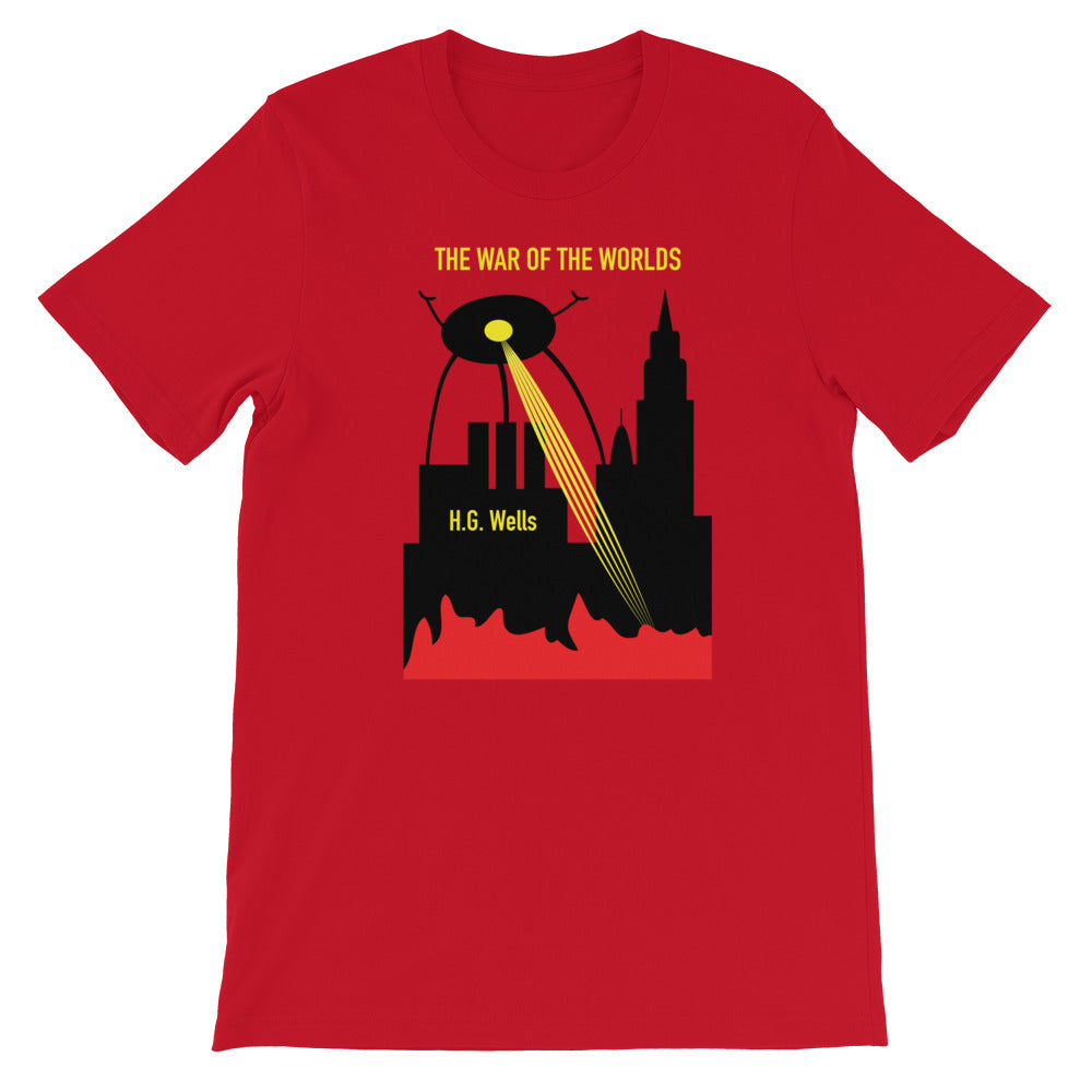 The War of the Worlds Men/Unisex Tee