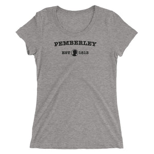 Pemberley Scoop Neck Women's Tee