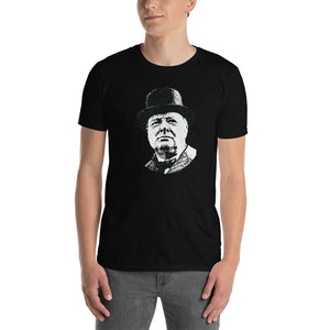 Winston Churchill Men/Unisex Tee