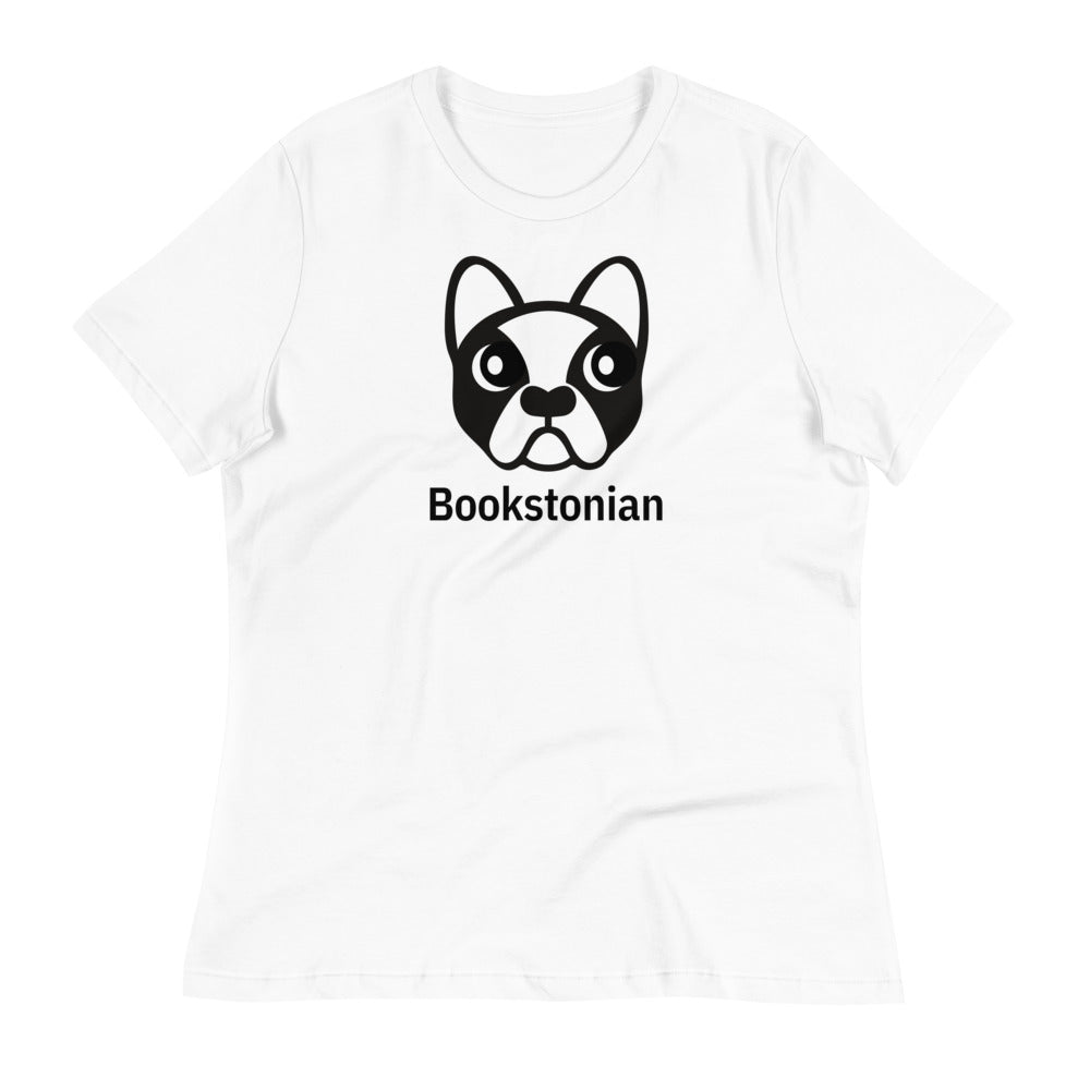 Bookstonian Women's Relaxed Tee