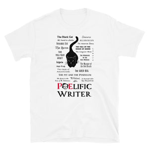 Poelific Writer Men/Unisex Tee
