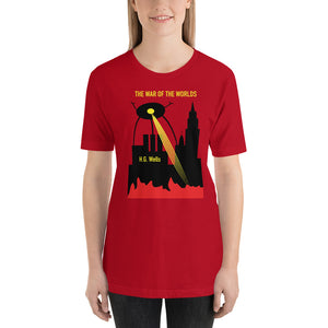 The War of the Worlds Women/Unisex Tee
