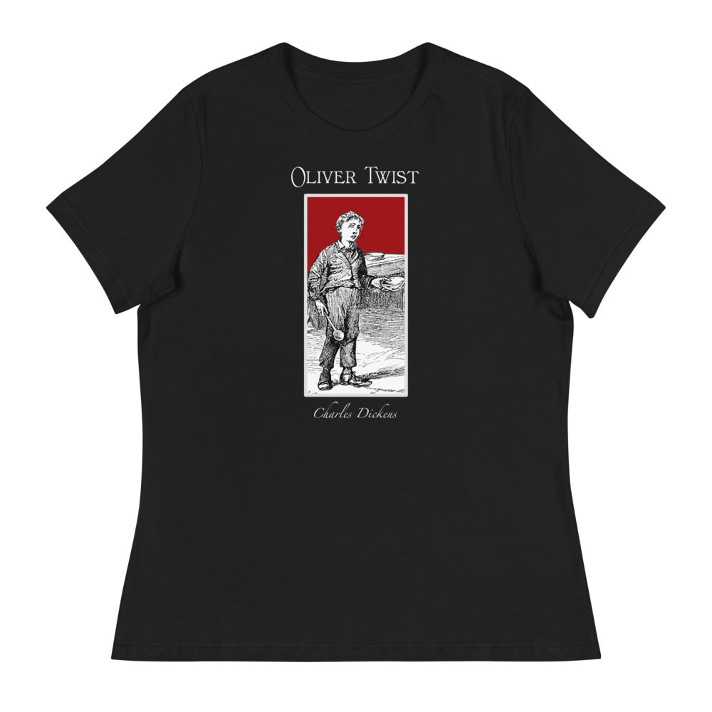 Oliver Twist Women's Relaxed Tee