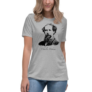Charles Dickens Women's Relaxed Tee