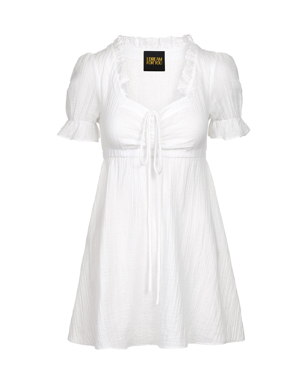 Venus Dress – White