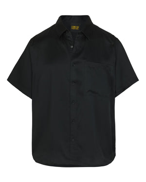 Silk Shirt – Black