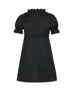 Venus Dress – Black Silk