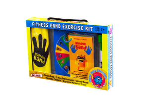 Handee Band Fitness Band Kit