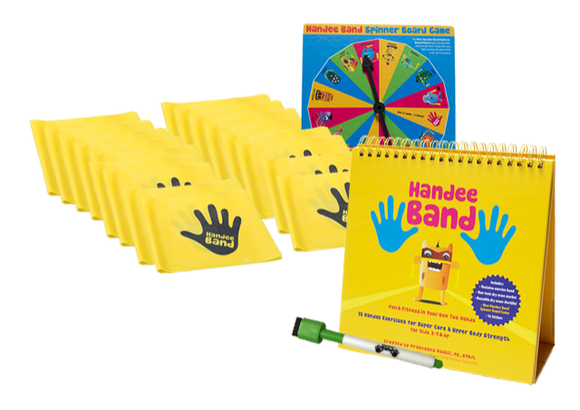 Handee Band Flip Book Teacher Bundle Pack
