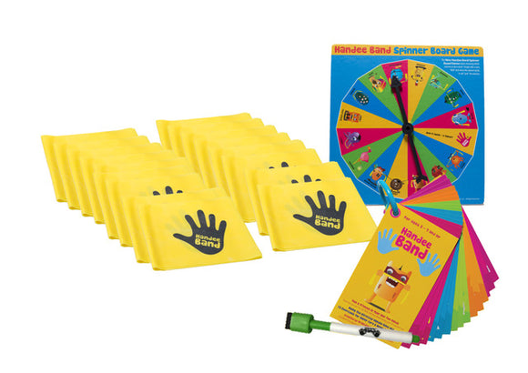 NEW!!! Handee Band Ring Card Teacher Bundle Pack