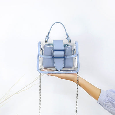 Camilla Clear Summer Bag