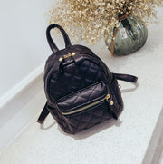 Sierra Vintage Quilted Backpack