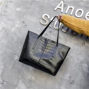 Rosalie Luxury Crocodile Tote Bag