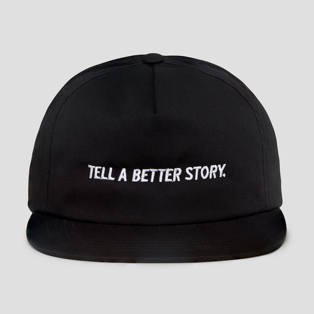 Tell A Better Story Unstructured Snapback