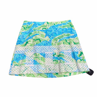 Primary Photo - BRAND: LILLY PULITZER STYLE: SKIRT COLOR: BLUE GREEN SIZE: S SKU: 159-159260-575