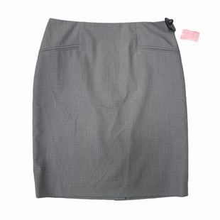 Primary Photo - BRAND: HALOGEN STYLE: SKIRT COLOR: GREY SIZE: PETITE   SMALL SKU: 159-159192-15112