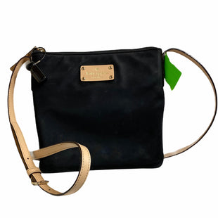 Primary Photo - BRAND: KATE SPADE STYLE: HANDBAG DESIGNER COLOR: BLACK SIZE: SMALL SKU: 159-159266-461