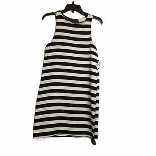 Primary Photo - BRAND: EVERLY STYLE: DRESS SHORT SLEEVELESS COLOR: BLACK WHITE SIZE: S SKU: 159-159266-1098