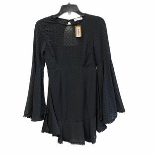 Primary Photo - BRAND: VESTIQUE STYLE: DRESS SHORT LONG SLEEVE COLOR: BLACK SIZE: S SKU: 159-159252-1926BIM: 9159