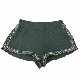 Primary Photo - BRAND: FOREVER 21 STYLE: SHORTS COLOR: GREEN SIZE: M SKU: 159-159253-618