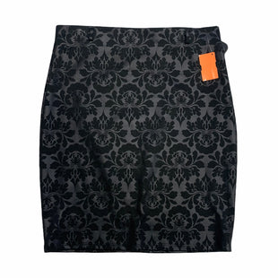 Primary Photo - BRAND: BODY CENTRAL STYLE: SKIRT COLOR: BLACK SIZE: L SKU: 159-159266-924