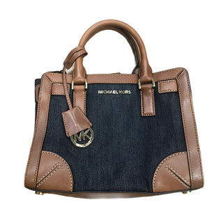Primary Photo - BRAND: MICHAEL KORS STYLE: HANDBAG DESIGNER COLOR: DENIM SIZE: MEDIUM SKU: 159-159232-10534