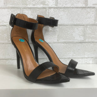 Primary Photo - BRAND:    CLOTHES MENTOR STYLE: SHOES HIGH HEEL COLOR: BLACK SIZE: 7.5 OTHER INFO: SHOE REBUBLIC LA - SKU: 159-159250-223