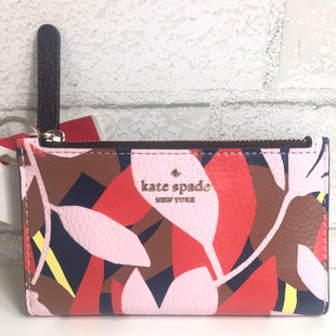 Primary Photo - BRAND: KATE SPADE STYLE: WALLET COLOR: MULTI SIZE: SMALL SKU: 159-159252-1679