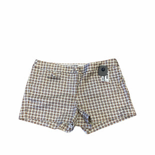 Primary Photo - BRAND: J CREW STYLE: SHORTS COLOR: BROWN SIZE: 6 SKU: 159-159266-1303