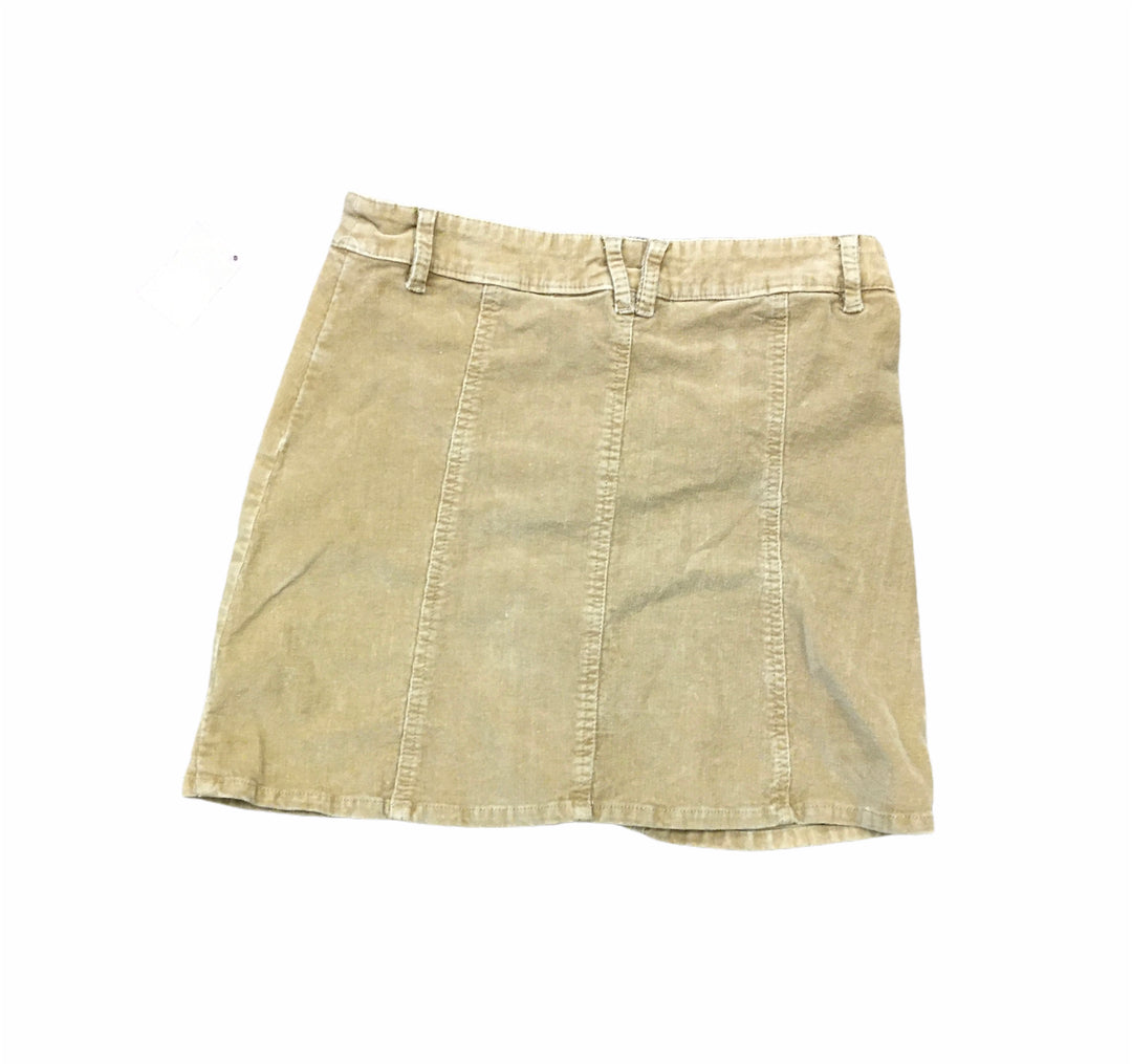 Photo #1 - BRAND: ALTARD STATE <BR>STYLE: SKIRT <BR>COLOR: TAN <BR>SIZE: S <BR>SKU: 159-159192-13506