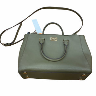 Primary Photo - BRAND: MICHAEL KORS STYLE: HANDBAG DESIGNER COLOR: OLIVE SIZE: LARGE SKU: 159-159252-3642