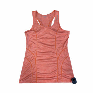 Primary Photo - BRAND: REEBOK STYLE: ATHLETIC TANK TOP COLOR: ORANGE SIZE: XS SKU: 159-159218-16829