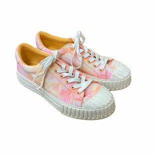 Primary Photo - BRAND: BP STYLE: SHOES ATHLETIC COLOR: PINK SIZE: 8.5 SKU: 159-159258-63