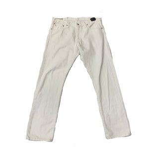 Primary Photo - BRAND: POLO RALPH LAUREN STYLE: PANTS DESIGNER COLOR: WHITE SIZE: 14 SKU: 159-159267-1362
