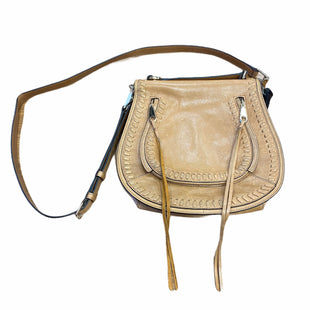 Primary Photo - BRAND: REBECCA MINKOFF STYLE: HANDBAG DESIGNER COLOR: TAN SIZE: SMALL SKU: 159-159272-210
