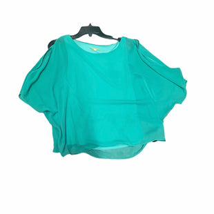 Primary Photo - BRAND: GIANNI BINI STYLE: TOP SHORT SLEEVE COLOR: GREEN SIZE: S SKU: 159-159274-150
