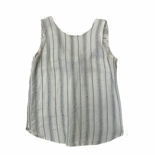 Primary Photo - BRAND: ANN TAYLOR LOFT STYLE: TOP SLEEVELESS COLOR: WHITE SIZE: PETITE   XS SKU: 159-159192-13256
