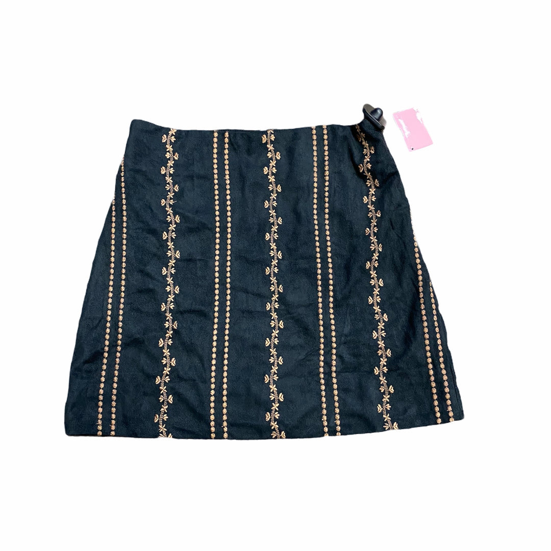 Primary Photo - BRAND:    CLOTHES MENTOR <BR>STYLE: SKIRT <BR>COLOR: BLACK <BR>SIZE: S <BR>OTHER INFO: HONEY BELLE - <BR>SKU: 159-159254-162