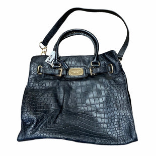 Primary Photo - BRAND: MICHAEL KORS O STYLE: HANDBAG DESIGNER COLOR: BLACK SIZE: LARGE SKU: 159-15911-12670
