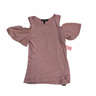 Primary Photo - BRAND: DEREK HEART STYLE: TOP SHORT SLEEVE COLOR: PINK SIZE: S SKU: 159-159192-13274