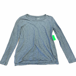 Primary Photo - BRAND: MADEWELL STYLE: TOP LONG SLEEVE COLOR: GREY SIZE: XS SKU: 159-159266-541