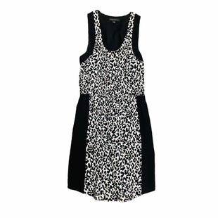 Primary Photo - BRAND: BANANA REPUBLIC O STYLE: DRESS SHORT SLEEVELESS COLOR: ANIMAL PRINT SIZE: 6 SKU: 159-159110-14583