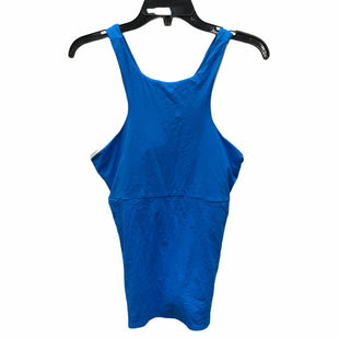 Primary Photo - BRAND: GAPFIT STYLE: ATHLETIC TANK TOP COLOR: BLUE SIZE: L SKU: 159-159273-23