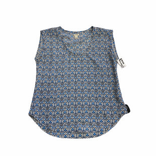 Primary Photo - BRAND: J CREW O STYLE: TOP SHORT SLEEVE COLOR: BLUE SIZE: S SKU: 159-159232-8788
