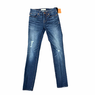 Primary Photo - BRAND: MADEWELL STYLE: JEANS COLOR: DENIM SIZE: 0 SKU: 159-159201-15267R