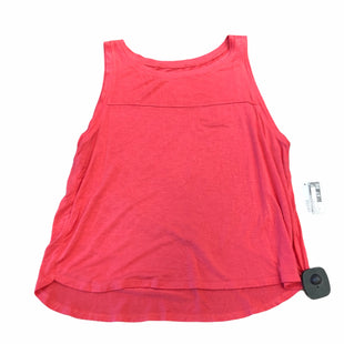 Primary Photo - BRAND:    CLOTHES MENTOR STYLE: TOP SLEEVELESS COLOR: ORANGE SIZE: S SKU: 159-159201-14616
