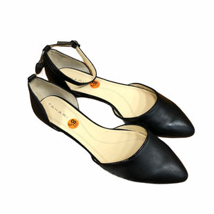Primary Photo - BRAND: TAHARI STYLE: SHOES FLATS COLOR: BLACK SIZE: 8.5 SKU: 159-159192-16649
