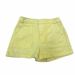 Primary Photo - BRAND: FOREVER 21 STYLE: SHORTS COLOR: YELLOW SIZE: M SKU: 159-159232-8170