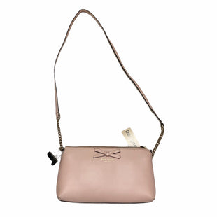Primary Photo - BRAND: KATE SPADE STYLE: HANDBAG DESIGNER COLOR: PINK SIZE: MEDIUM SKU: 159-159254-1637