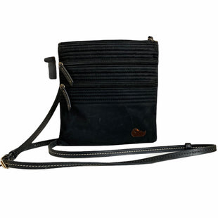 Primary Photo - BRAND: DOONEY AND BOURKE STYLE: HANDBAG DESIGNER COLOR: BLACK SIZE: SMALL OTHER INFO: AS IS SKU: 159-159251-1967